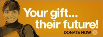Your gift... their future!